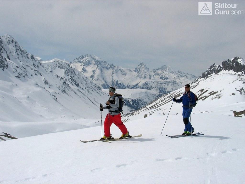 Gletscher Ducan Albula Alpen Switzerland photo 33
