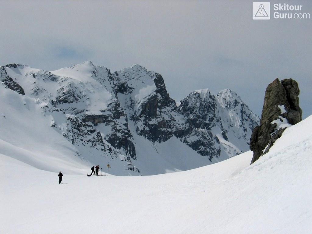Gletscher Ducan Albula Alpen Switzerland photo 02