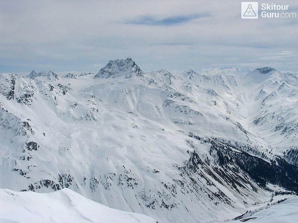 Gletscher Ducan Albula Alpen Switzerland photo 40