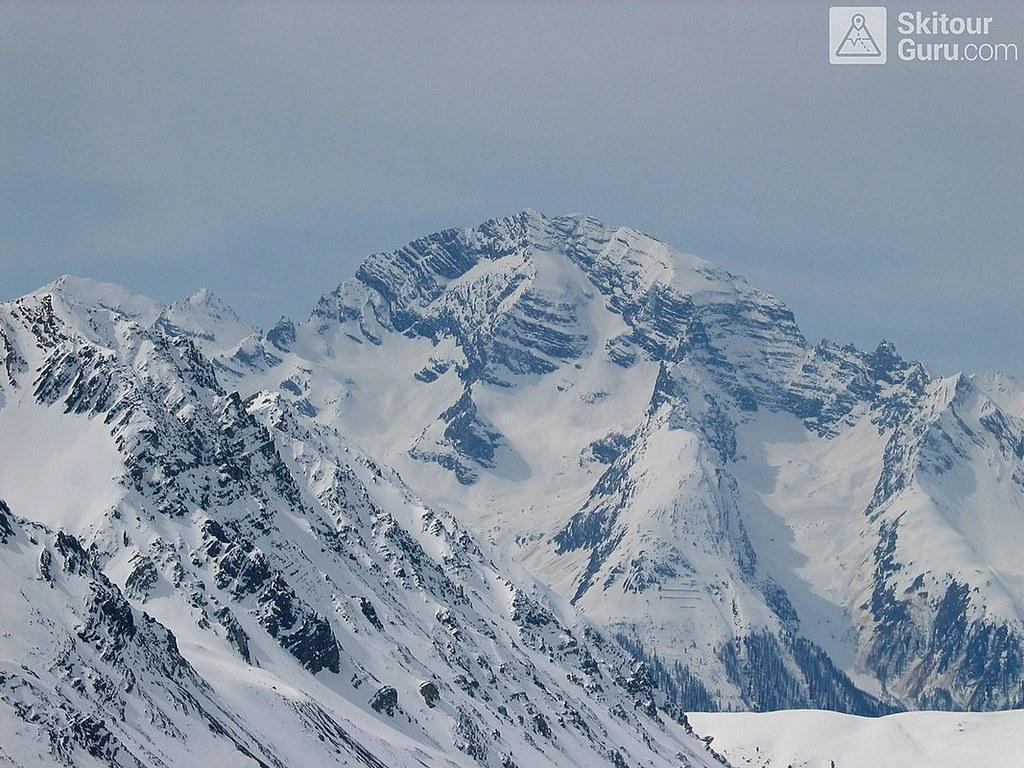 Gletscher Ducan Albula Alpen Switzerland photo 29