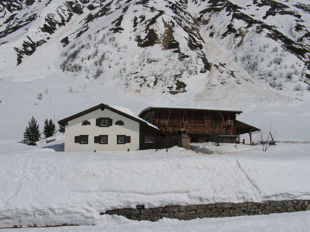 Gletscher Ducan Albula Alpen Switzerland photo 51