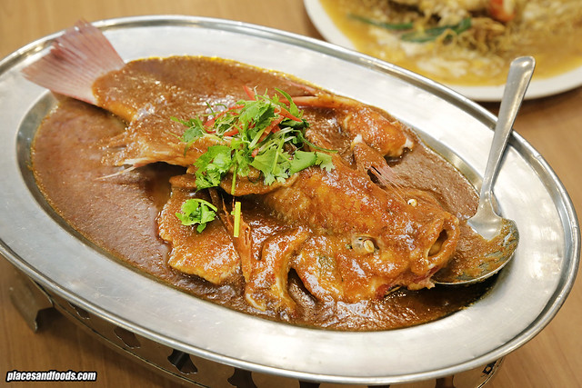sri karak fish