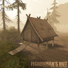 NOMAD // Fisherman's Hut @ FLF