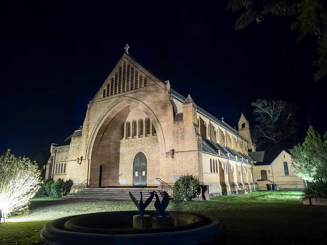 Anglican Cathedral Church of Christ the King - Grafton NSW