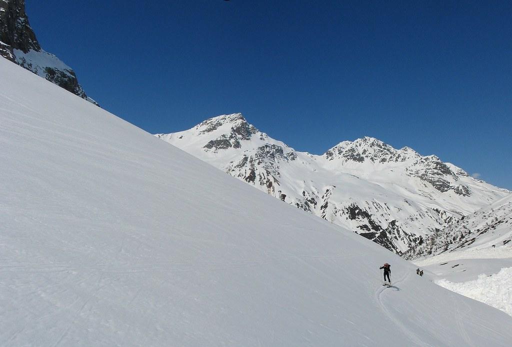 Gletscher Ducan Albula Alpen Switzerland photo 43