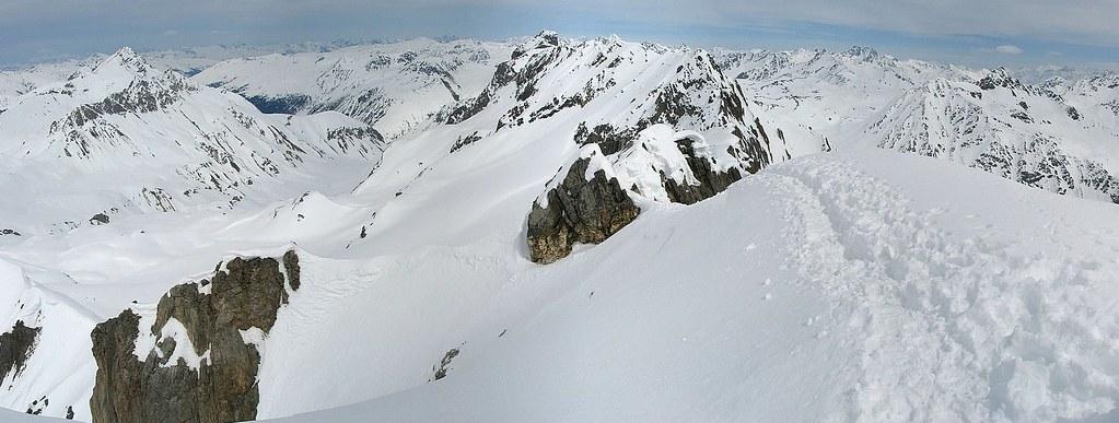 Gletscher Ducan Albula Alpen Switzerland photo 35