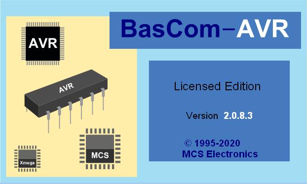 BASCOM-AVR 2.0.8.3 full license