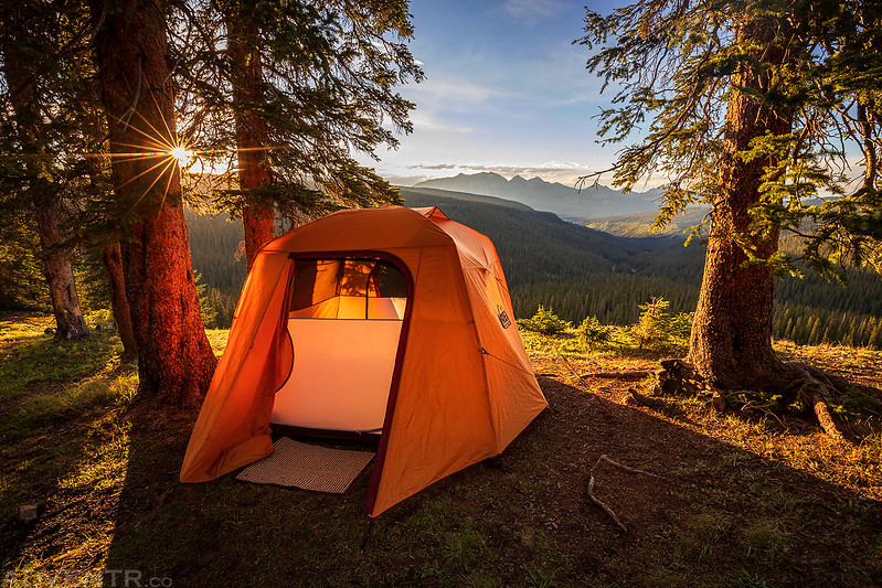 Bolam Pass Campsite