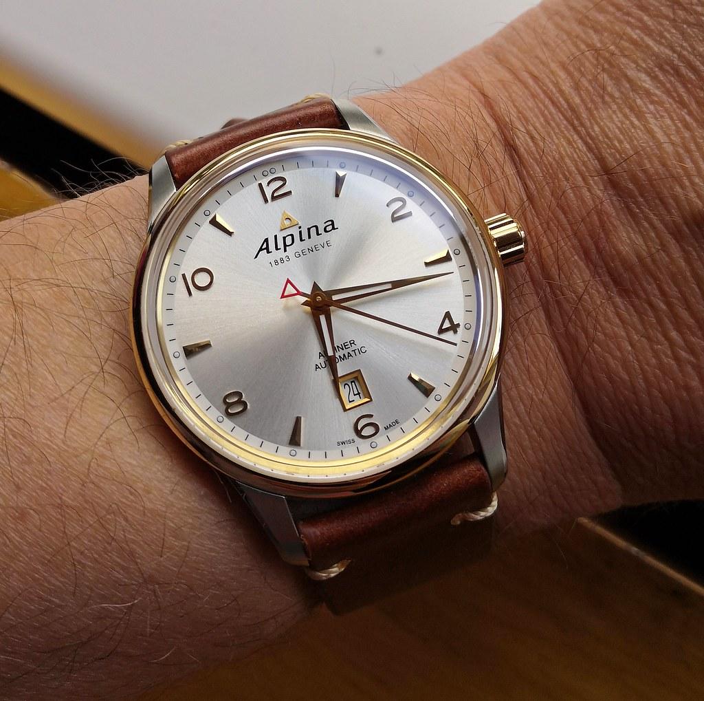Alpina 'Alpiner' (Cal AL-525)