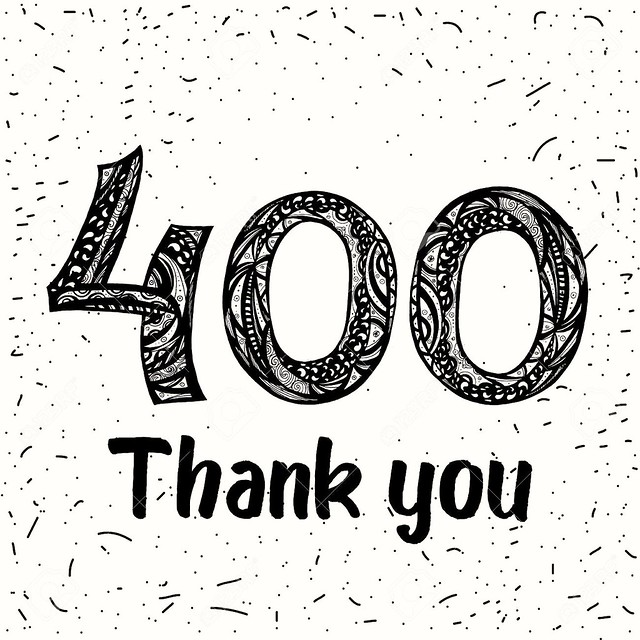 Thank You For All ♡♡♡wooo 400 Followers on Flicker ♡  THANK YOU ♡
