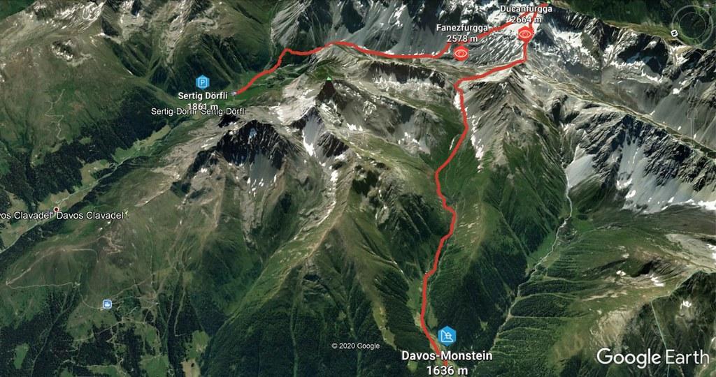 Gletscher Ducan Albula Alpen Switzerland photo 03