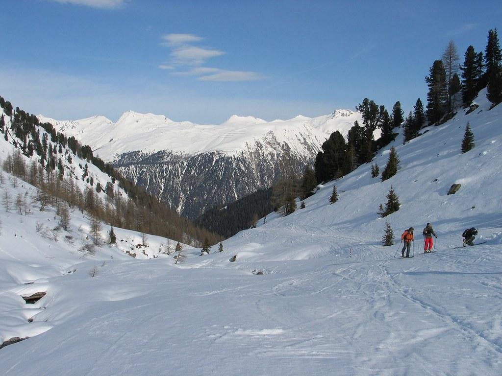 Gletscher Ducan Albula Alpen Switzerland photo 08