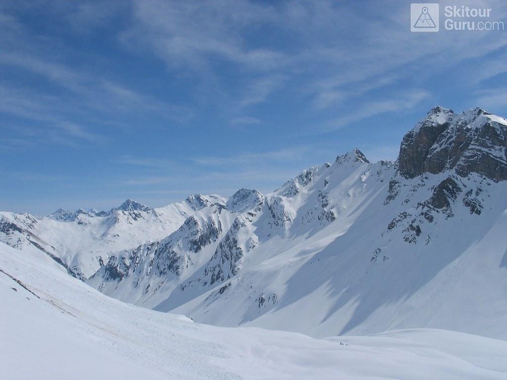 Gletscher Ducan Albula Alpen Switzerland photo 23