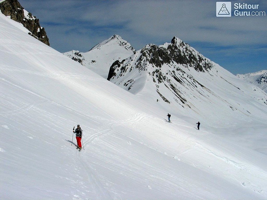 Gletscher Ducan Albula Alpen Switzerland photo 25