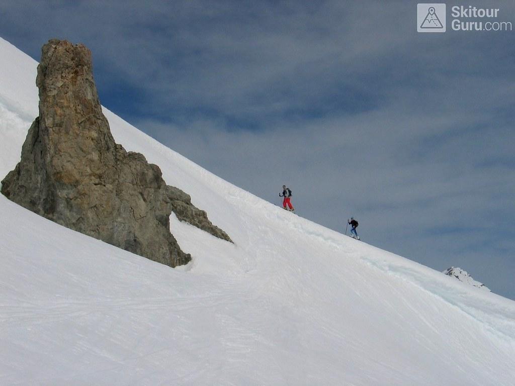 Gletscher Ducan Albula Alpen Switzerland photo 28