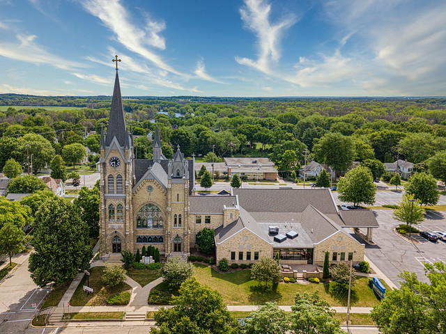 St. Paul's Evangelical Lutheran Church - Explored