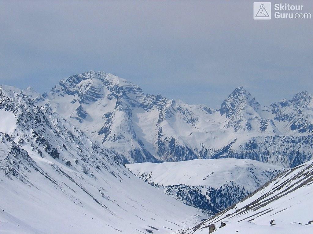Gletscher Ducan Albula Alpen Switzerland photo 32
