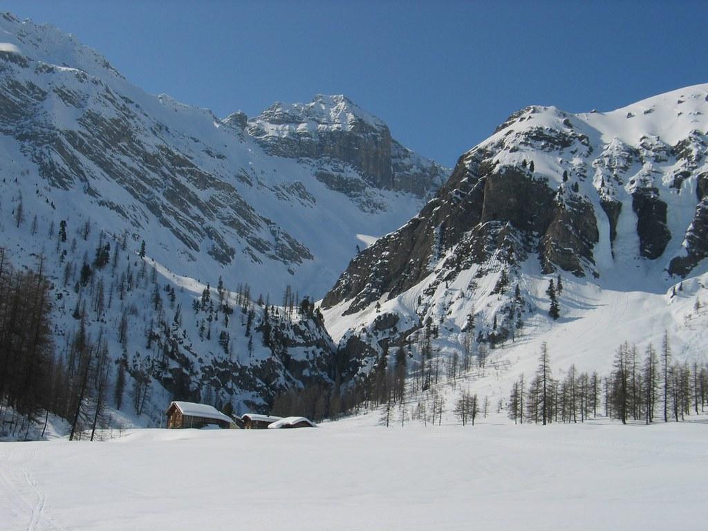 Gletscher Ducan Albula Alpen Switzerland photo 10
