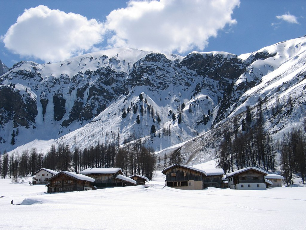 Gletscher Ducan Albula Alpen Switzerland photo 50