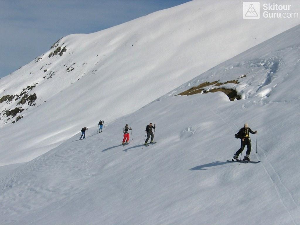 Gletscher Ducan Albula Alpen Switzerland photo 20