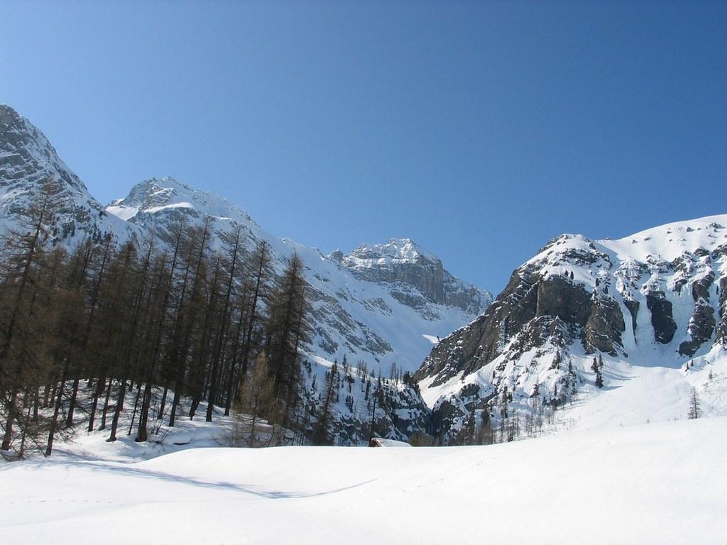 Gletscher Ducan Albula Alpen Switzerland photo 06