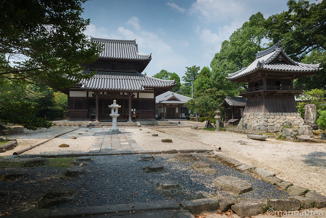 Kaidanin temple
