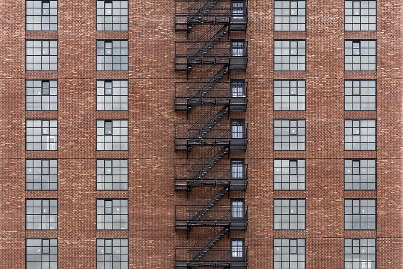 Fire escape, NY style