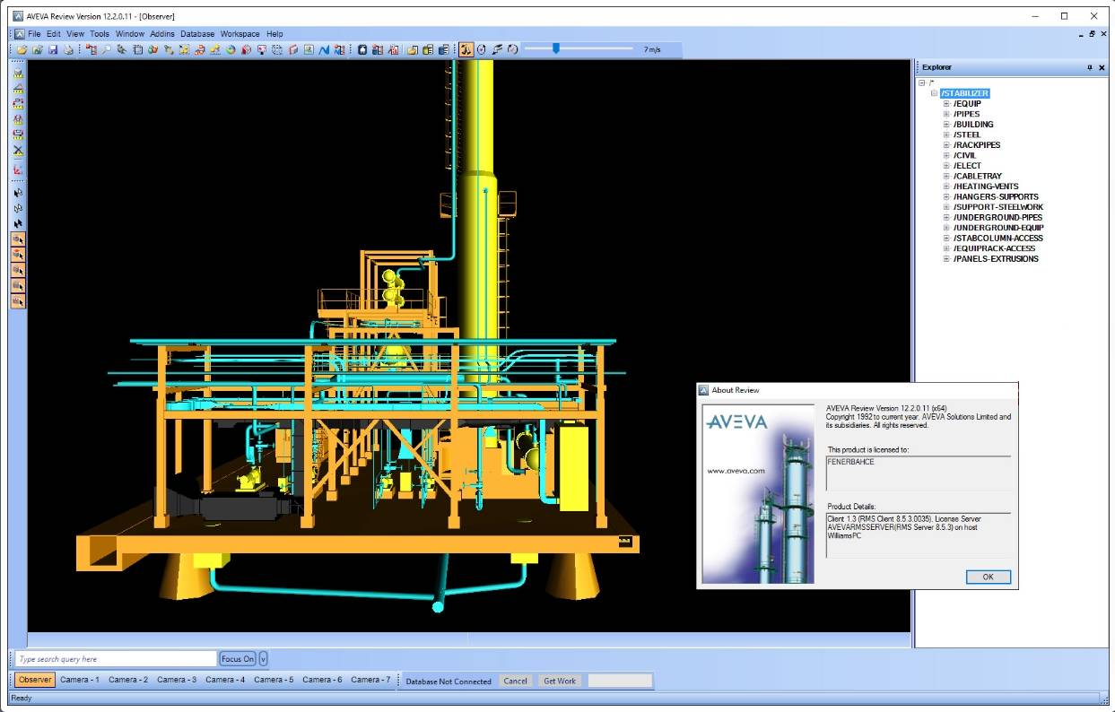 Working with AVEVA Review 12.2.0.11 full