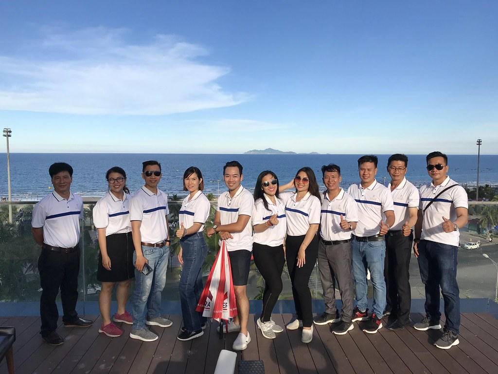 Team ERA Vietnam tham dự kickoff Wyndham Soleil Đà Nẵng 6