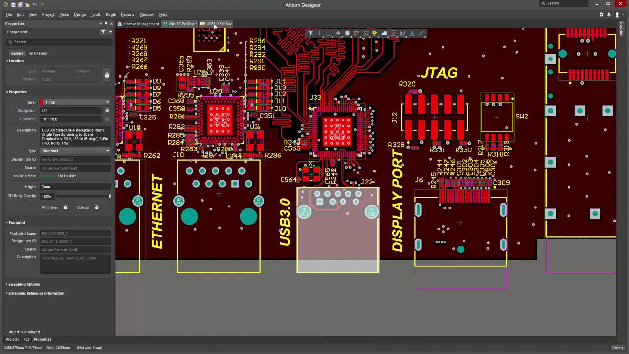 Working with Altium Designer 20.1.14 Build 287 full license
