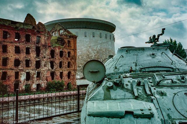 Time Travels: Wolgograd 2000