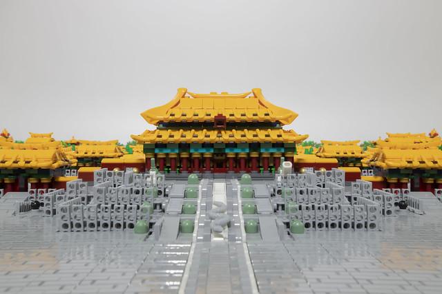 Hall of Supreme Harmony - 太和殿
