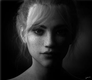 Unfaltering | Rendered with Daz3D | Jasmine Albright | Flickr