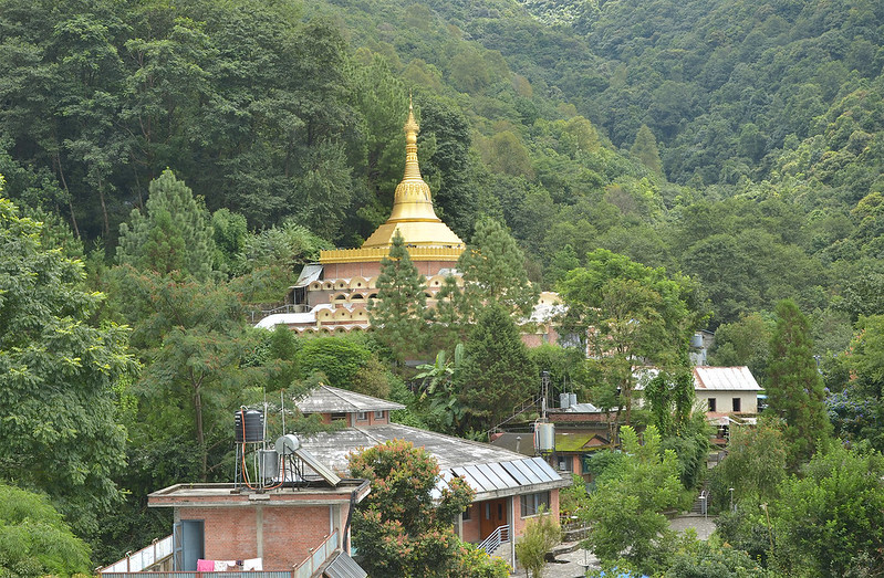 Nepal Vipassana Center_Dhamma_Sringha