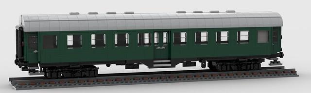 noch digital: vierachsiger Umbauwagen B4yg