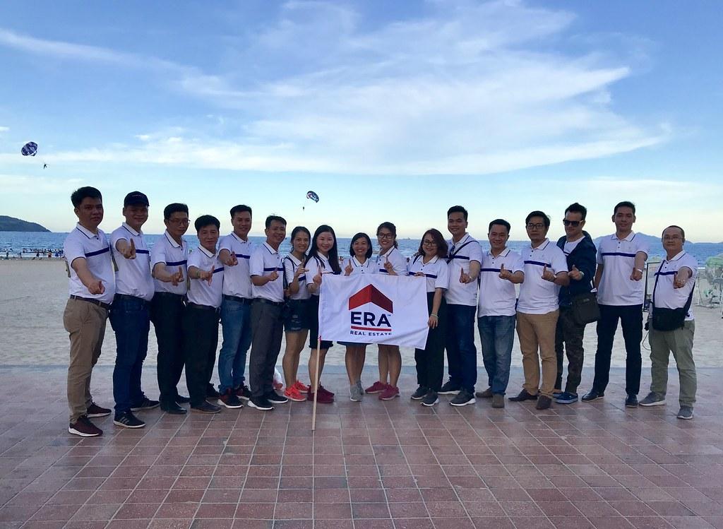 Team ERA Vietnam tham dự kickoff Wyndham Soleil Đà Nẵng 5