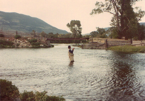 Armstrong Spring Creek 1984