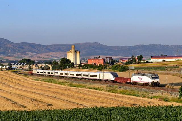 Traslado Miranda de Ebro - Algodor.