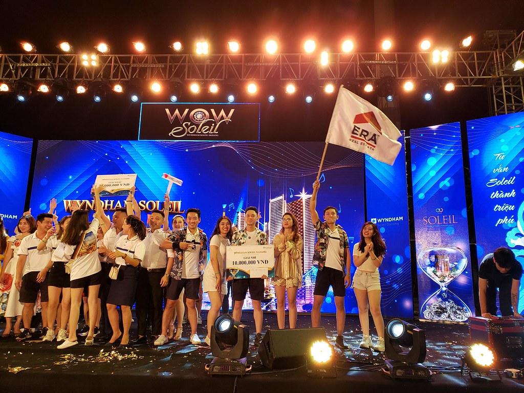 Team ERA Vietnam tham dự kickoff Wyndham Soleil Đà Nẵng 8