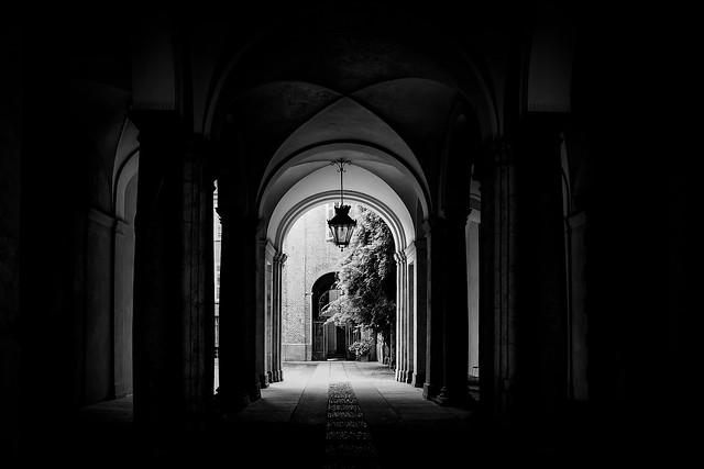 Passaggio misterioso