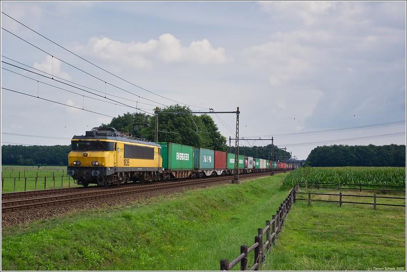 BE E01 + Coevorden Shuttle 50419, Hattemerbroek