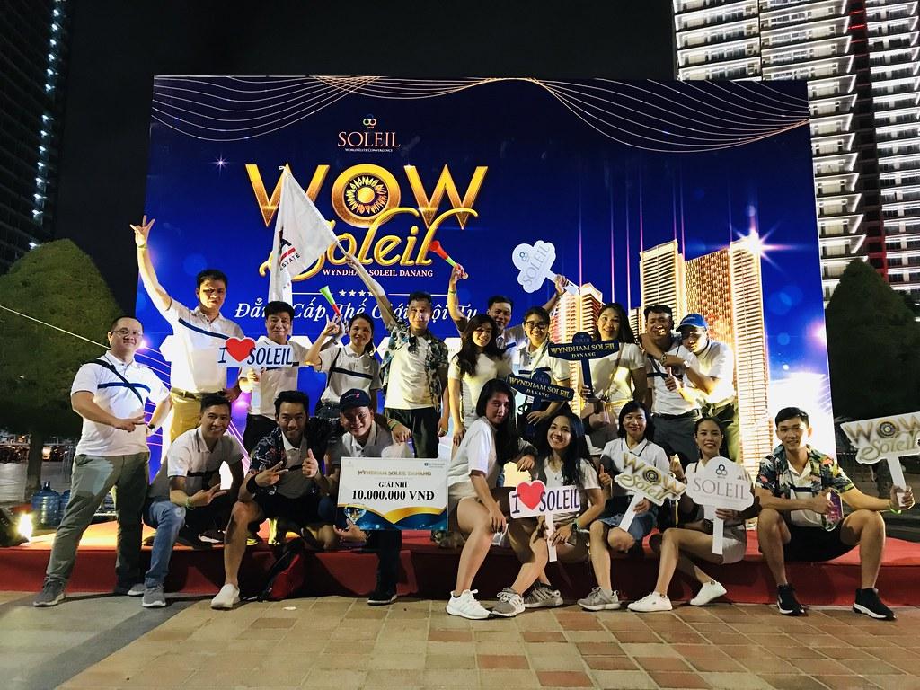 Team ERA Vietnam tham dự kickoff Wyndham Soleil Đà Nẵng 4
