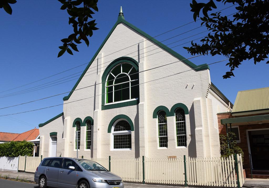Baptist Church, Drummoyne, Sydney, NSW.