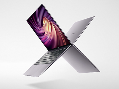 MateBook X Pro: Huawei's flagship laptop with FullView experience.