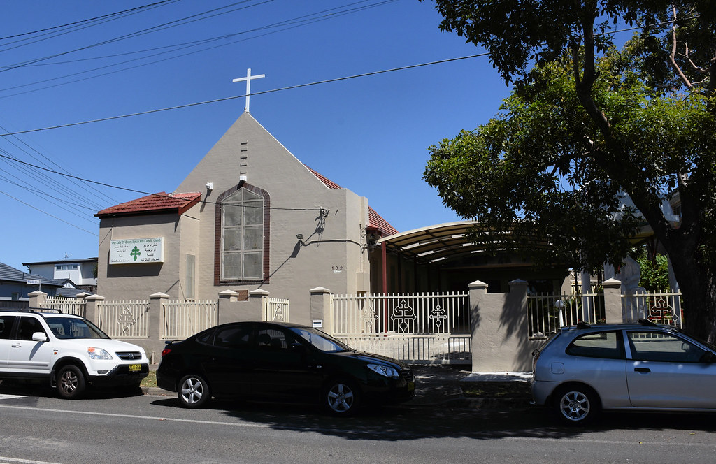 Our Lady of Mercy, Syrian Rite - Catholic Church, Concord, Sydney, NSW.