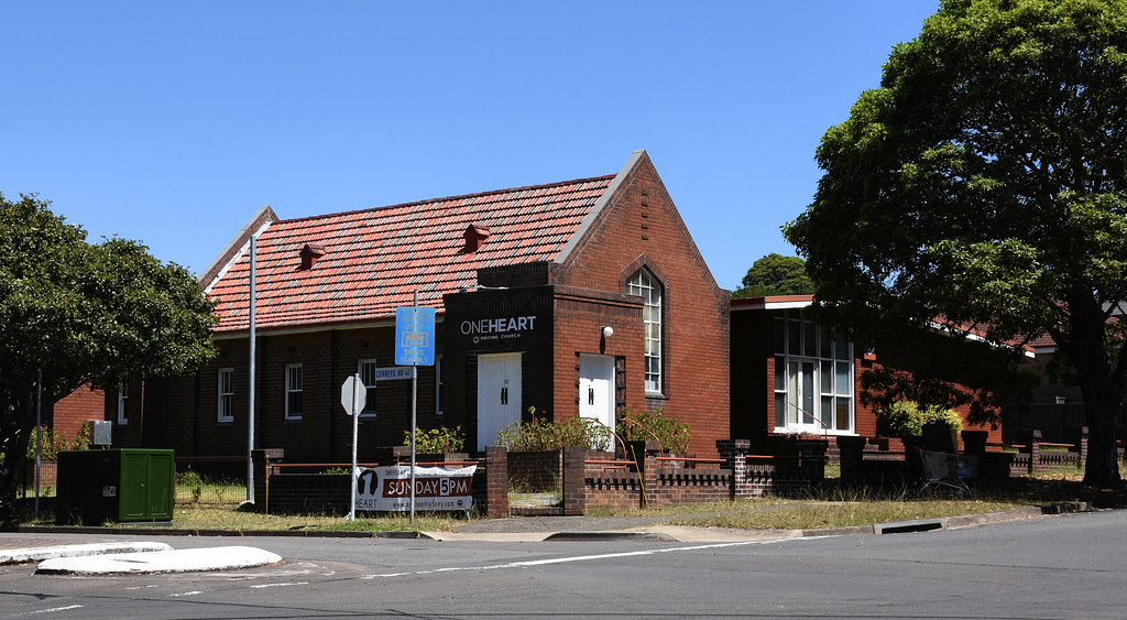 One Heart Uniting Church, Concord, Sydney, NSW.