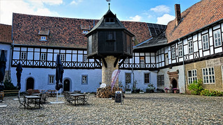 Adelshof in Quedlinburg | by peter.rath