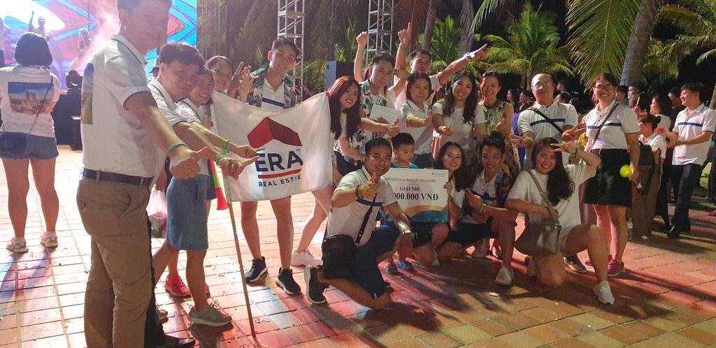 Team ERA Vietnam tham dự kickoff Wyndham Soleil Đà Nẵng 7