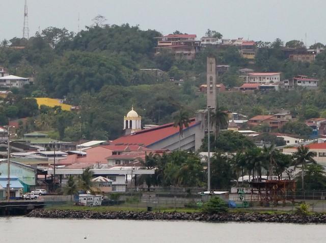 Limon, Costa Rica - Catedral Sagrado Corazon de Jesus