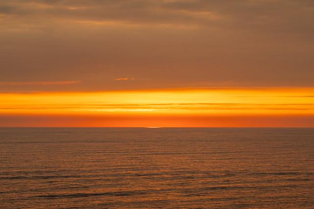 Setting Sun, Peru